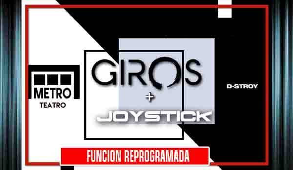 GIROS Y JOYSTICK