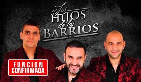 LOS HIJOS DE LOS BARRIOS