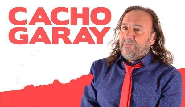 CACHO GARAY  20 AÑOS
