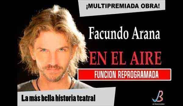 FACUNDO ARANA - EN EL AIRE
