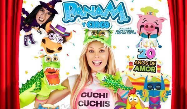 .....PANAM Y CIRCO 21