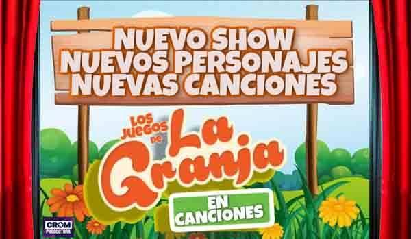 LOS JUEGOS DE LA GRANJA 21