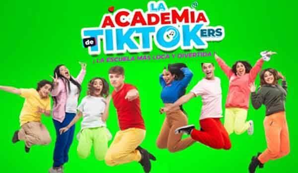 ACADEMIA DE TIKTOKers