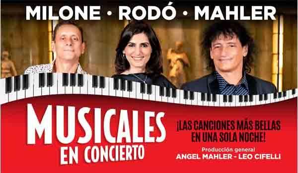 MUSICALES EN CONCIERTO